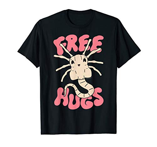 Alien Xenomorph Free Hugs T-Shirt