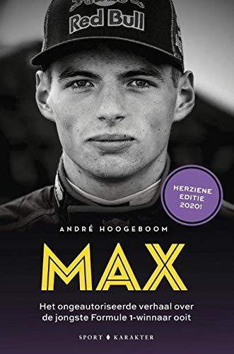 MAX: De jongste Formule 1 -winnaar ooit!