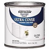 Rust-Oleum 1992730 Painter's Touch Latex Paint, Half...