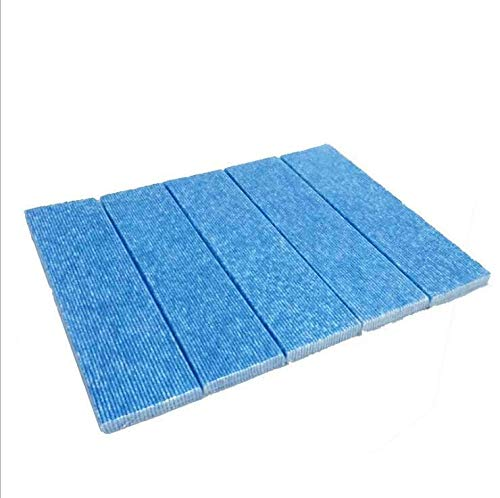 SANKUAI 6pcs Purifier de Aire Filtro de Piezas para Daikin MC70KMV2 Series MC70KMV2N MC70KMV2R MC70KMV2A MC70KMV2K MC709MV2 KAC998A4 Filtros (Color : Blue)
