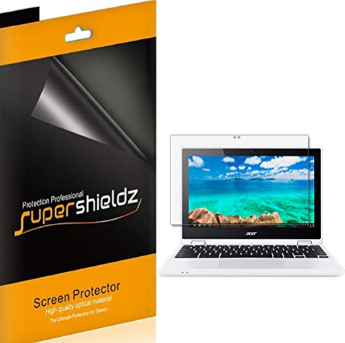 (3 Pack) Supershieldz Designed for Acer Chromebook Spin 11 Convertible (11.6 inch) / Chromebook Spin 311 Convertible (11.6 inch) / Chromebook R 11 Convertible (11.6 inch) Screen Protector, High Definition Clear Shield (PET)