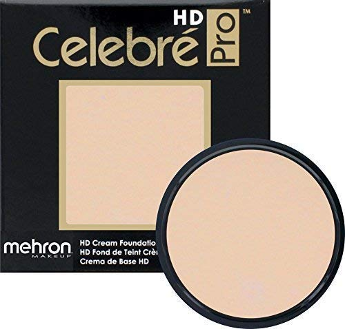 Mehron Makeup Celebre Pro-HD Cream Foundation (.9 ounce) (Light 1)