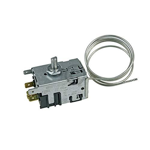 Thermostat 077B6532 Danfoss 596249 Bauknecht, Whirlpool, Ikea, Gorenje