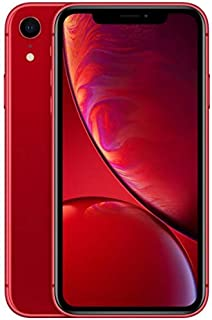 Apple iPhone XR Dual SIM With Face Time - 256GB, 4G LTE, Red