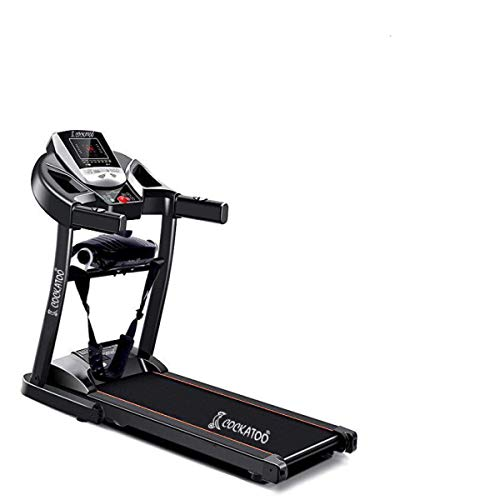 Cockatoo CTM-04 1.5HP (2HP Peak) Motorized Treadmill