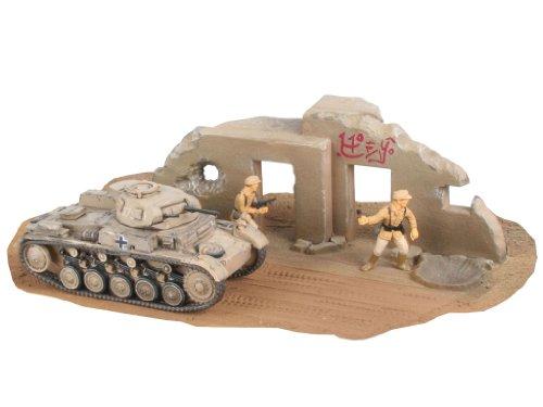 Revell Modellbausatz Panzer 1:76 - PzKpfw II Ausf. F im Maßstab 1:76, Level 4, originalgetreue Nachbildung mit vielen Details, 03229