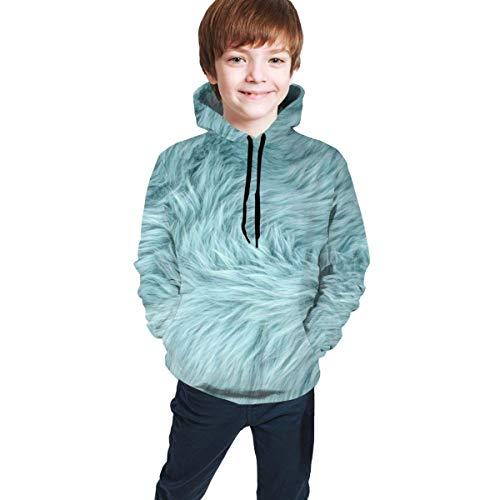 Piel de Oveja Azul Alfombra de Piel de Oveja Natural Teen Boys...