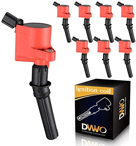 Ignition Coil Pack Compatible with Ford F150 F250 F350 Crown Victoria E150 Excursion Expedition product image