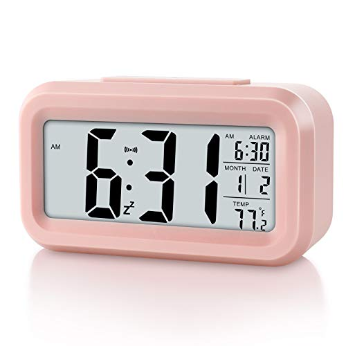Despertador Digital Pilas  marca Miowachi