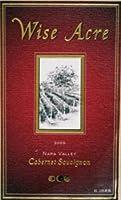 ワイズエーカー ヴィンヤード カベルネソーヴィニヨン[2008] [ カリフォルニアワイン ナパバレー ナパヴァレー 赤ワイン ワイン ]