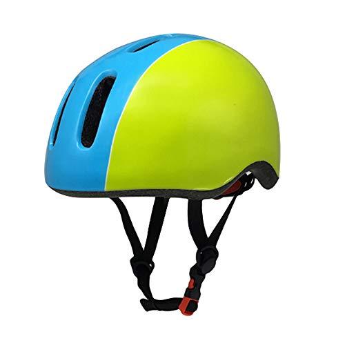 Eieay Youth Bicycle Helmet, Adjustable Skateboard Helmet Comfortable and Breathable Youth Helmet Suitable for Outdoor Riding Adult Skating Helmet,Green