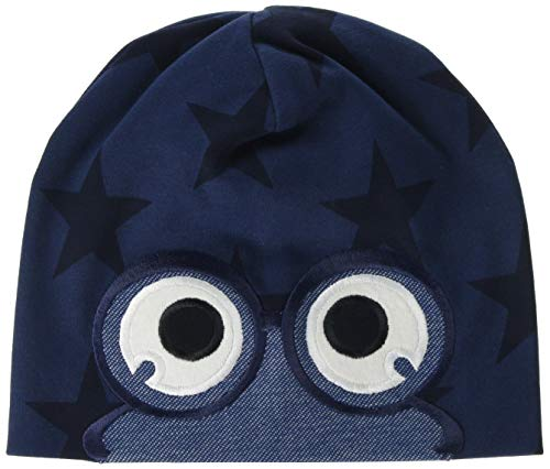 Fred's World by Green Cotton Baby-Jongens Star Peep Beanie muts