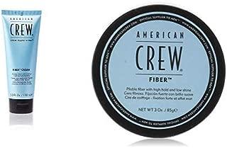 American Crew Fiber Cream 100 ml + Fiber - 85 g