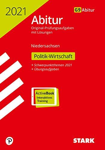 STARK Abiturprüfung Niedersachsen 2021 - Politik-Wirtschaft GA/EA: Ausgabe mit ActiveBook
