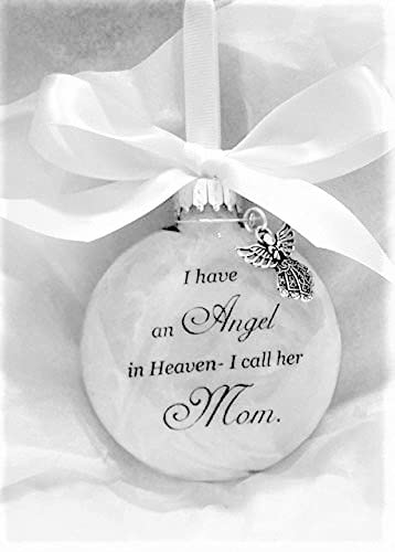 Memorial Christmas Ornament Sympathy Gift