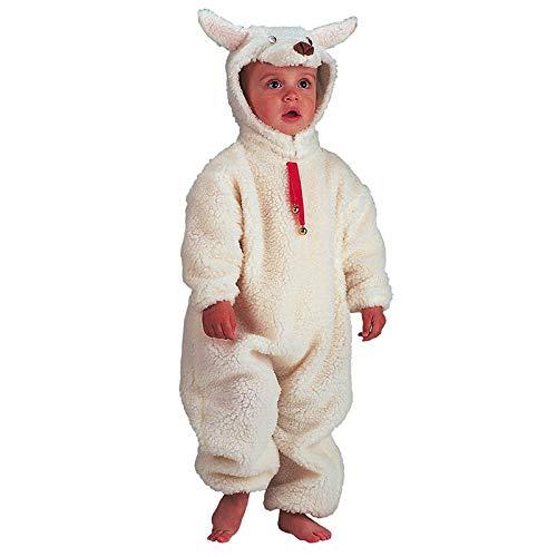 LLOPIS  - Disfraz Bebe ovejita Peluche