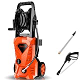 Best Electric Power Washers - Suyncll Pressure Washer 3000PSI Electric Power Washer Review