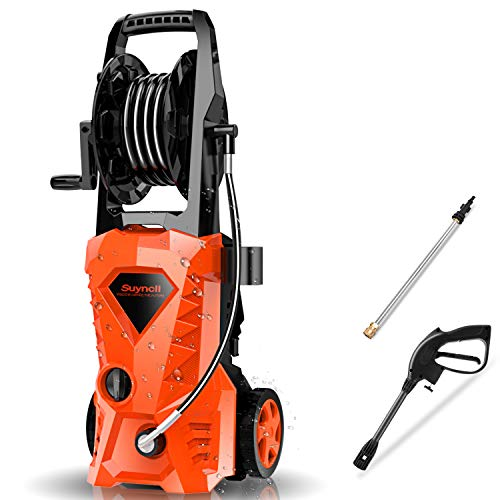 Suyncll Pressure Washer 3000PSI Electric Power...