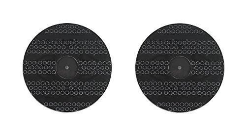 """Oreck Commercial 53178-51-0327 Drive Pad Holder, 12"""" Diameter, For ORB550MC Orbiter Floor Machine (Pack of 2)"""