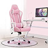 SMAX Gaming Chair Racing Video Game Chairs Computer Gaming Chair Adjustable High Back Ergonomic...