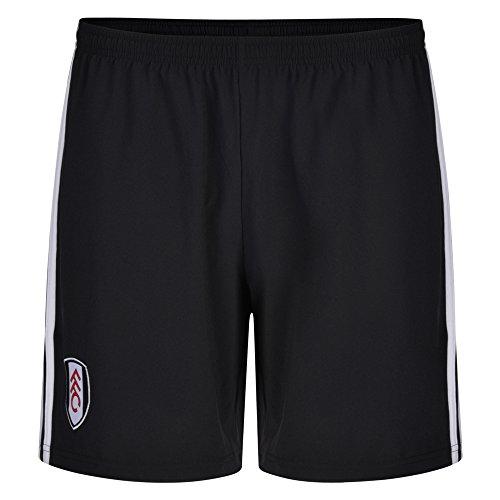 Adidas 18/19 Fulham - Pantalón Corto para Adulto, Negro/Blanco, XX ...