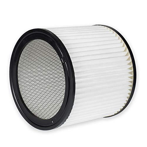 Filter Dauerfilter Rundfilter passend für Parkside PNTS 30/7 E - Nass- & Trockensaugen