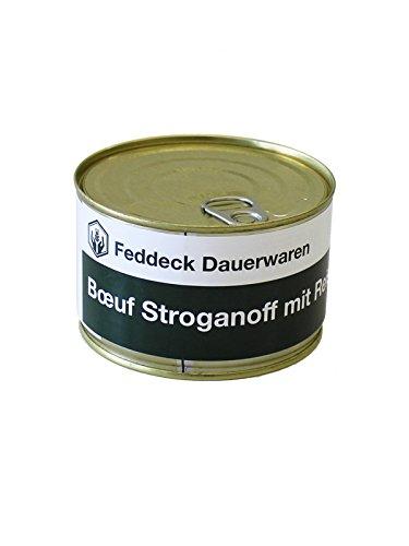 Fertiggericht Dose Boeuf Stroganoff, 400 g