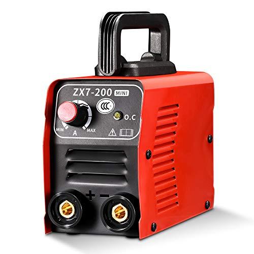 KKTECT Soldador Inverter, Soldadora Equipo de Soldadura Electrodo IGBT, Mini Soldador...
