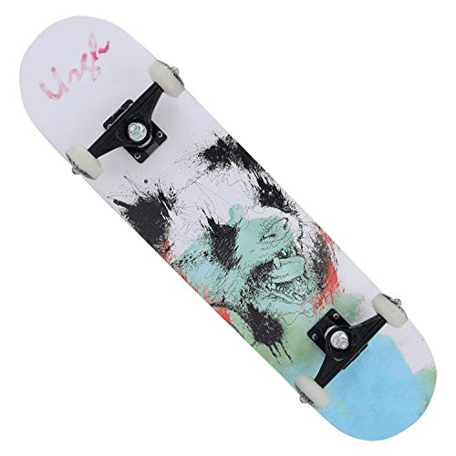 Skate Urgh Panda Water 7899858508102 Unico Branco/