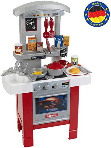 Theo Klein Kitchen Miele Cocina Starter con Numerosos Accesorios, Juguete, Multicolor (9106)