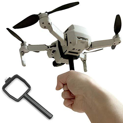 Hensych Supporto stabilizzatore portatile a sgancio rapido per mini drone Mavic, impugnatura One Take Handle Holder Clip Mount