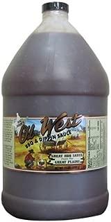 Big John's Ol' West BBQ & Dippin Sauce - Case of Gallon Jugs