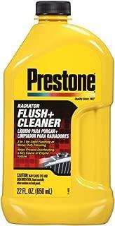 Prestone AS105Y 22 Oz Radiator Flush & Cleaner
