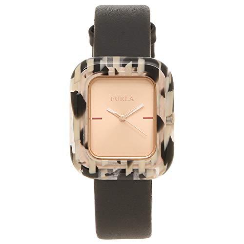 [フルラ] 腕時計 レディース FURLA 944088 r4251111505 ブラック マロンブラウン [並行輸入品]
