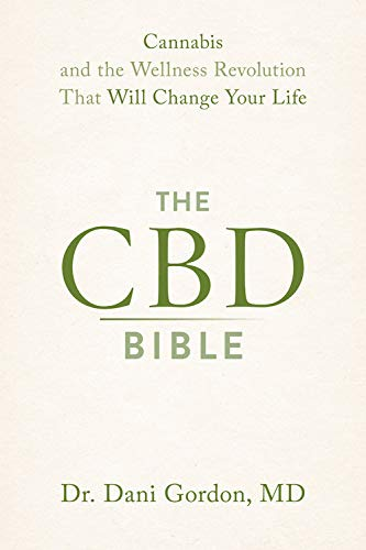 41OoCFWE4YL - The CBD Bible: Cannabis and the Wellness Revolution that Will Change Your Life