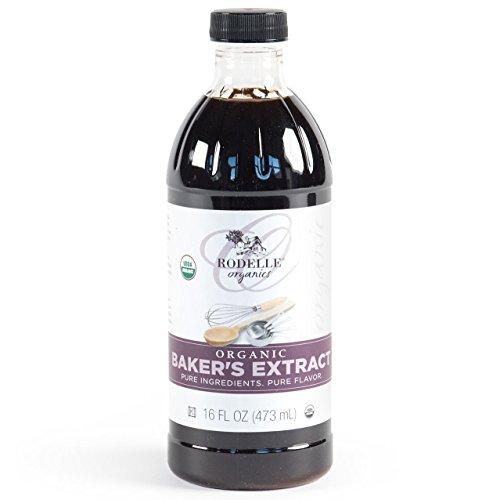 Rodelle Organics Baker's Extract 16oz