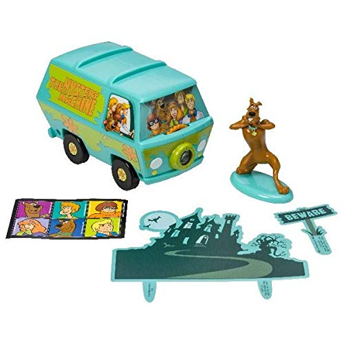 DecoPac Decorating Scooby-Doo Mystery Machine Cake Topper...