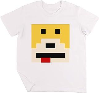 Señor Oizo - Plano Eric - Mojado Niños Chicos Chicas Unisexo Camiseta Blanco