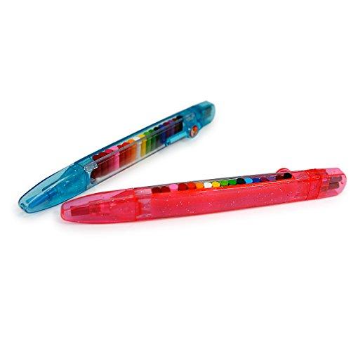 レモン『20色ポケットカラーペン』
