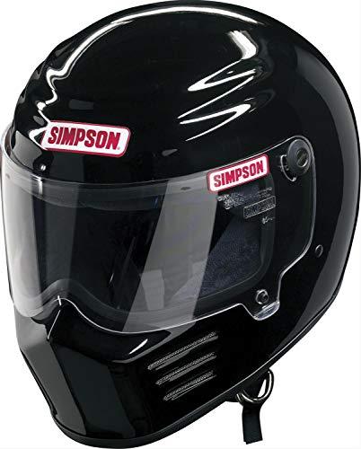 SIMPSON 28315XL2 Black X-Large Outlaw Bandit