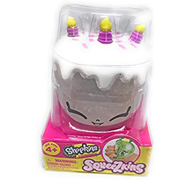 Shopkins Squeezkins Wishes Squeezable Gel Fig | Shopkin.Toys - Image 1