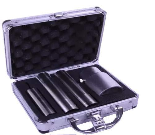 cgoldenwall Viskosimeter Digital Display Viskosität Tester Rotary Viskosität Messgerät Newton Liquid fluidimeter 220V, NO.0 Rotor, 1