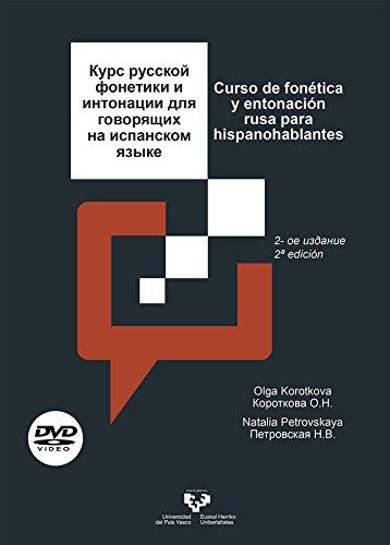 Curso de fonética y entonación rusa para hispanohablantes (Zabalduz)
