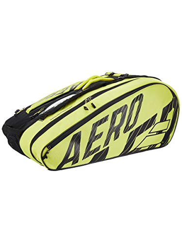 Babolat Thermo-Bag Pure Aero negro y amarillo RHX 12 2020