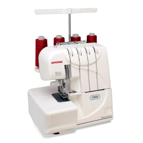 Janome 7933 Horizon Differential Feed Serger