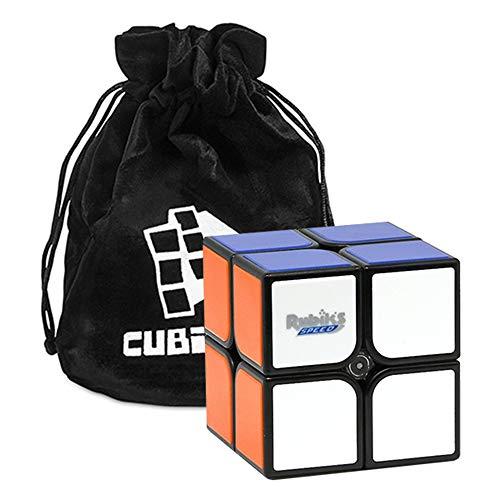 Original Rubik's 2x2 Speed Cube - Der originale 2x2x2 Rubik Zauberwürfel mit Beutel, der schnellste Speed Cube den Original Rubik's je hergestellt hat