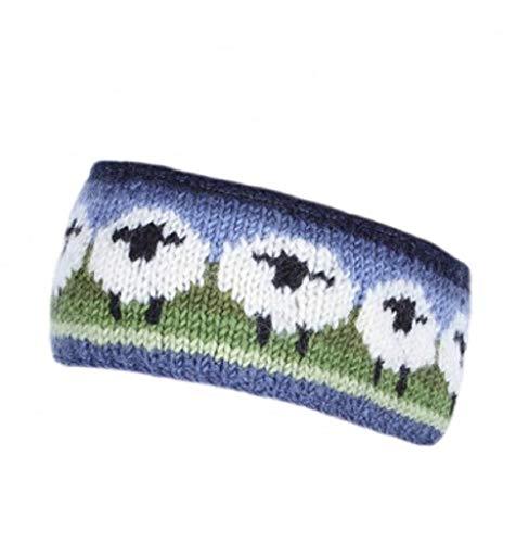 Pachamama - Diadema de lana