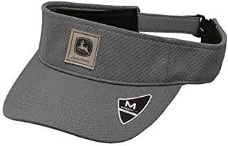 قبعة John Deere Memory Fit Cap-Charcoal Os