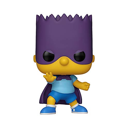 Funko Pop Animation: Simpsons - Bart-Bartman