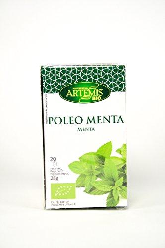 Artemisbio Poleo Mint Eco 20 Filter, Infusionsfilter, Artemisbio 100 g